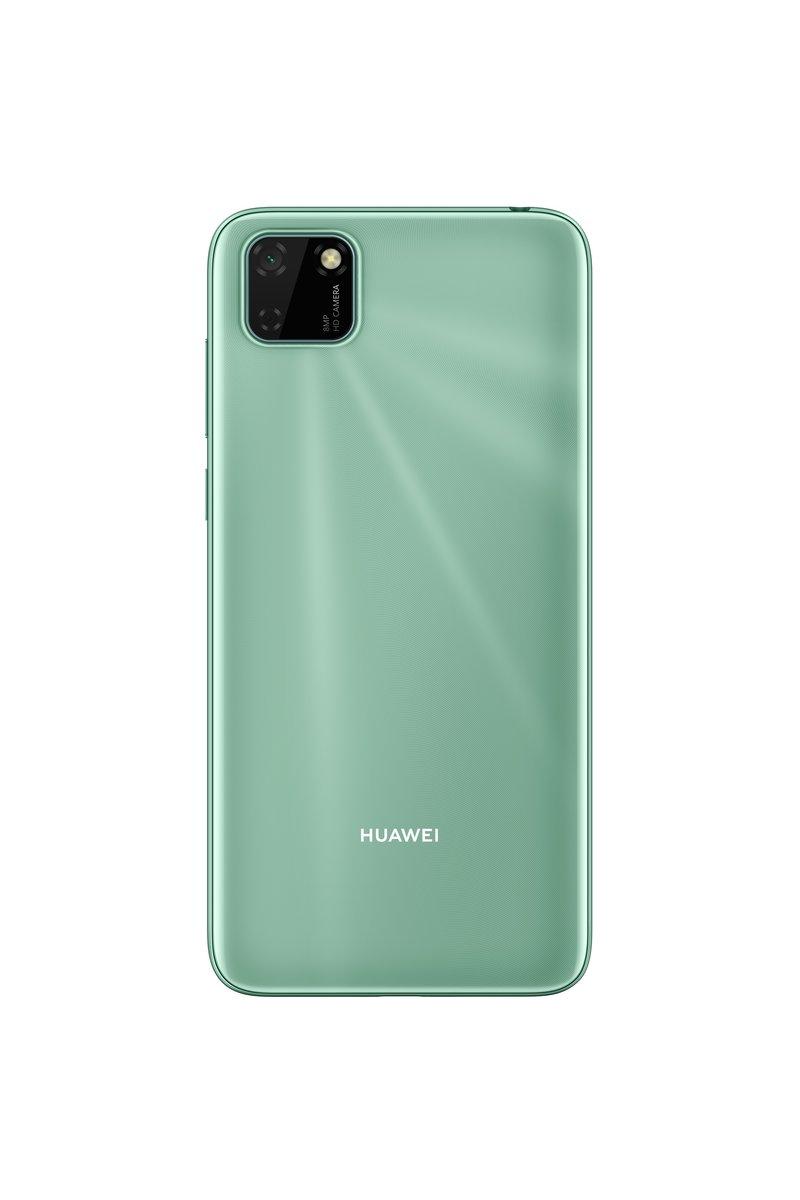 tyylikäs vihreä väri. Puhelimessa on vain yksi takakamera