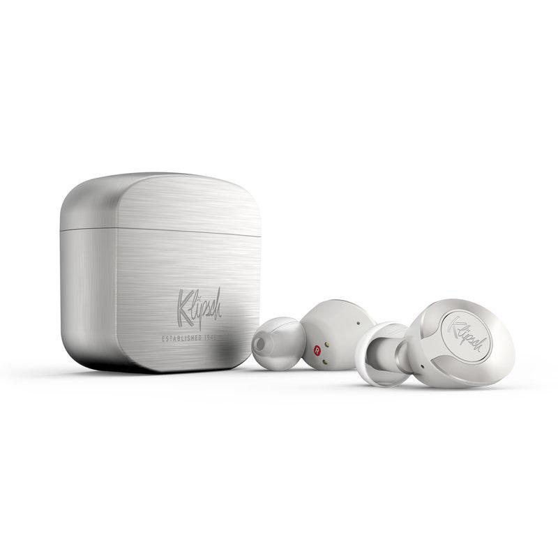 Kilpsch T5 II True Wireless kuulokkeet valkoisessa värissä