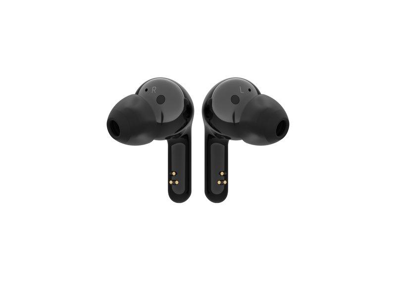 LG HBS FN6 kuulokkeet mustassa värissä
