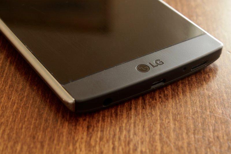 LG V10 - logo