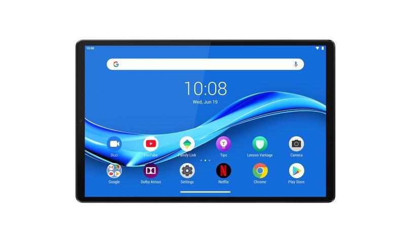 Lenovon tab m10 tabletti