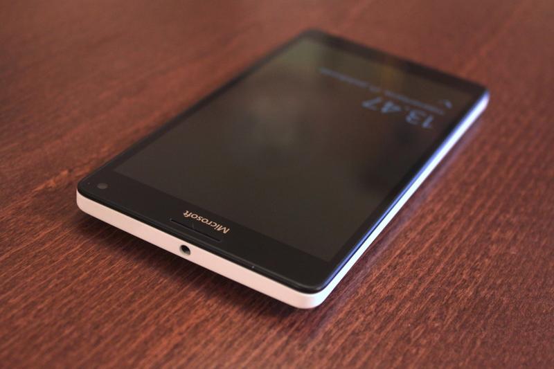 Microsoft Lumia 950 XL - kuulokeliitäntä