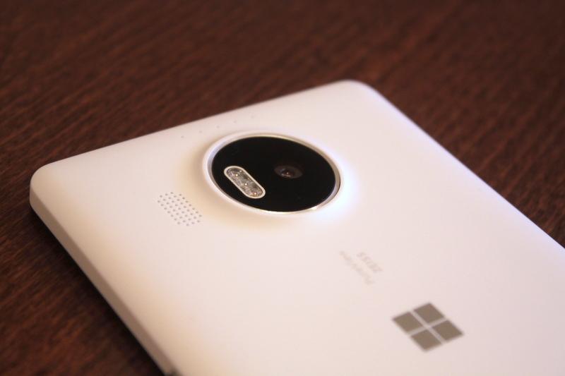 Microsoft Lumia 950 XL - Kamera