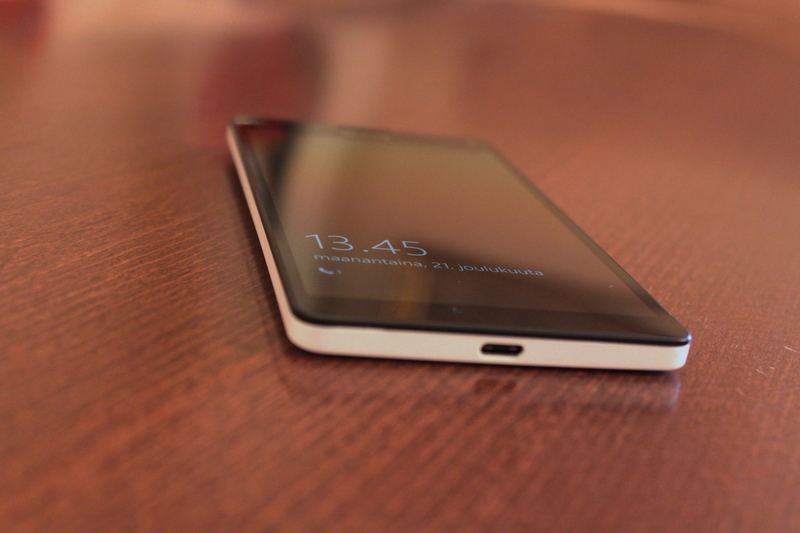 Microsoft Lumia 950 XL - USB-C