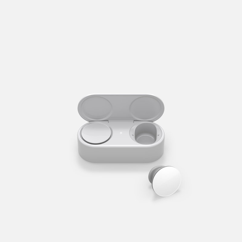 Surface Earbuds kotelossa