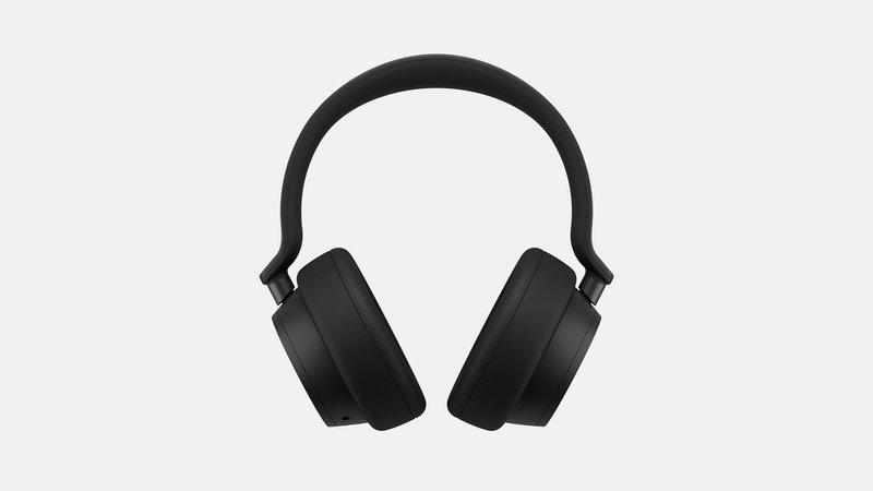 Headphones 2 edestä
