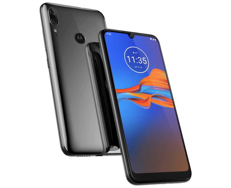 Motorola Moto E6 Plus on Motorolan uutuuspuhelin ja myös edullinen
