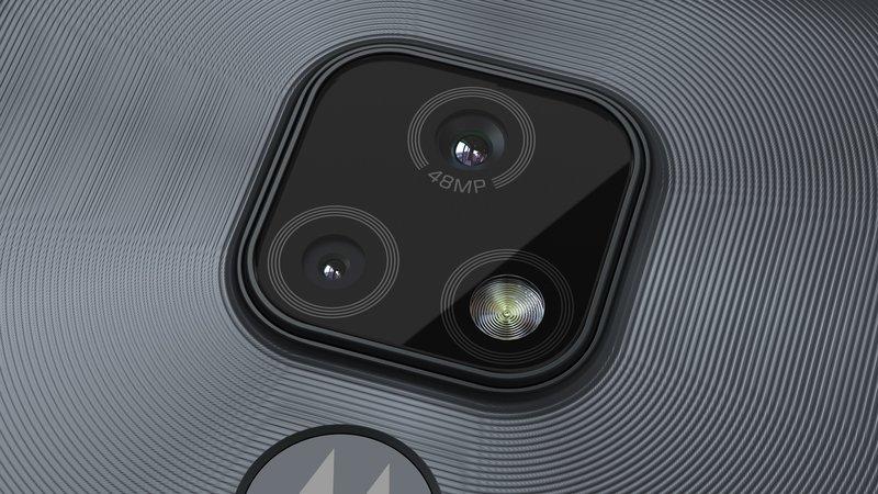 Moto e7 käyttää 48 megapikselin pääkameraa
