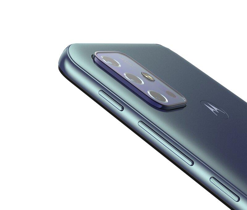 Moto G20 sisältää neljä kameraa
