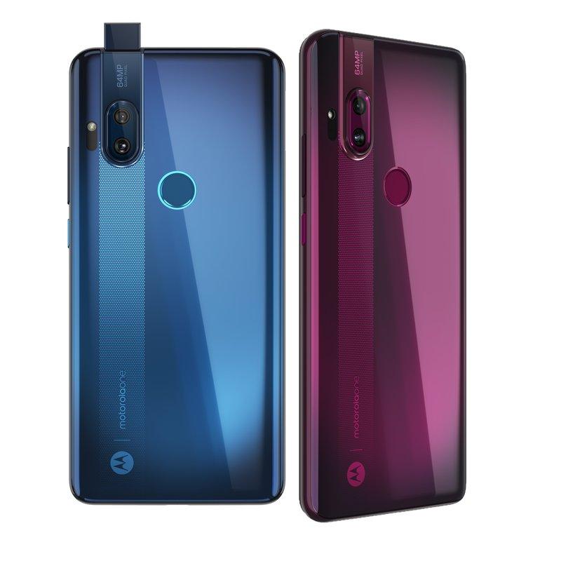 Motorola One Hyper saapuu myyntiin kahdessa värissä