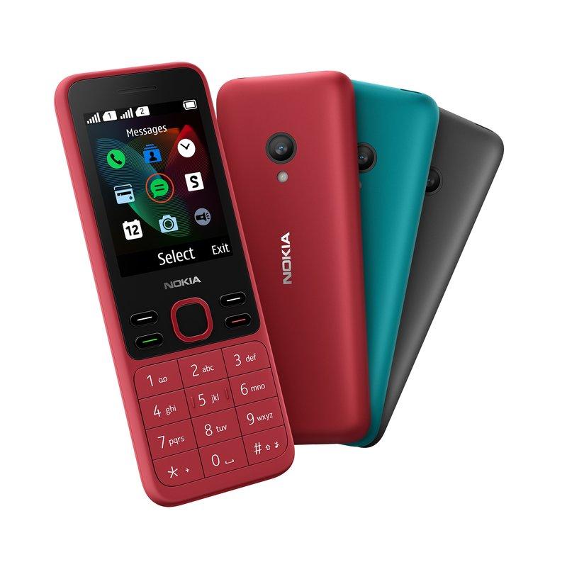 Nokia 150 eri väreissä