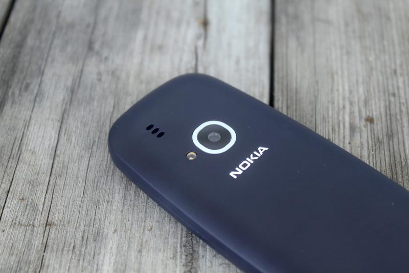 Nokia 3310:n kamera