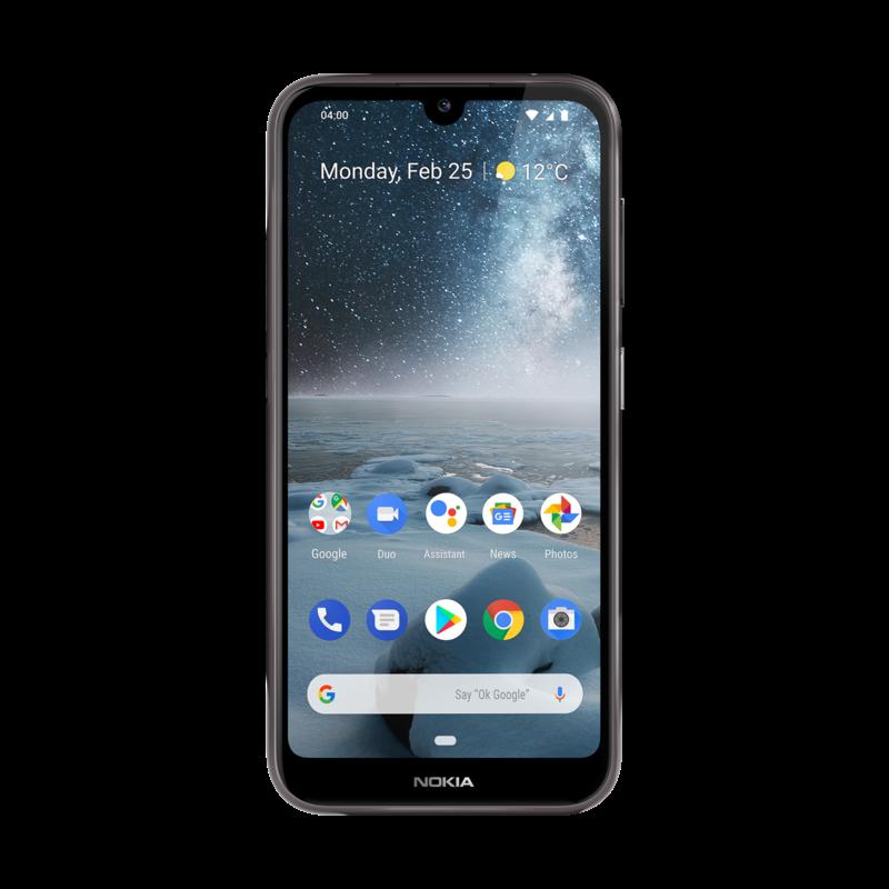 Nokia 4.2 tarjoa myös hyviä ominaisuuksia