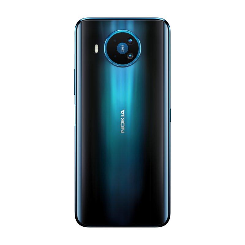 Nokian ensimmäisen 5g-puhelimen taakse on laitettu neljä kameraa