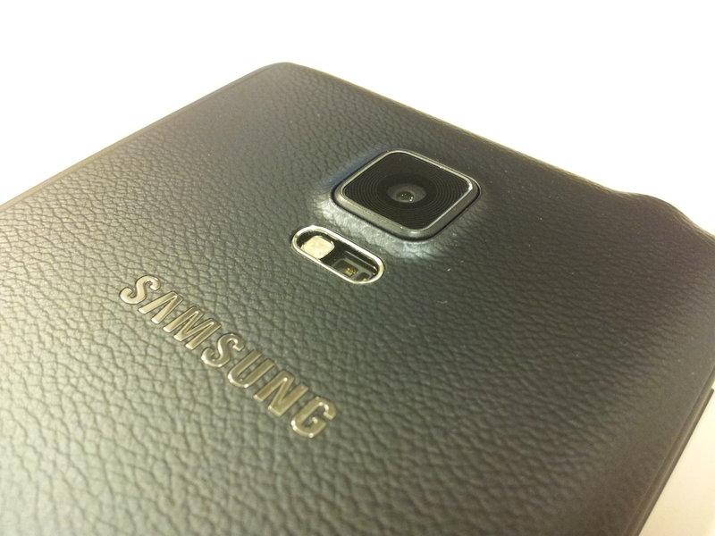 Samsung Galaxy Note Edge - Kamera