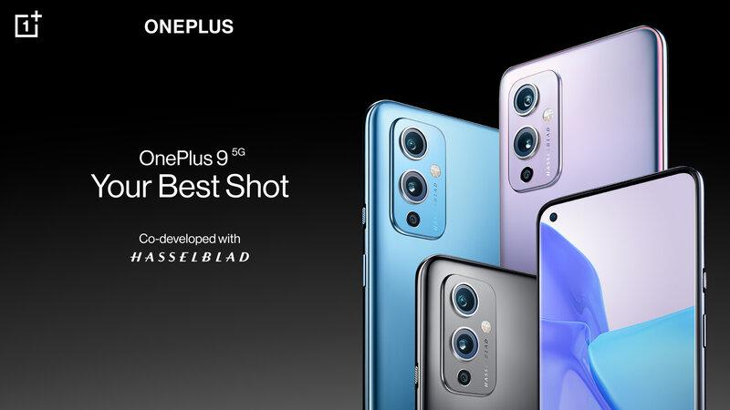 OnePlus 9 on myös varustettu Hasselblad kameroilla