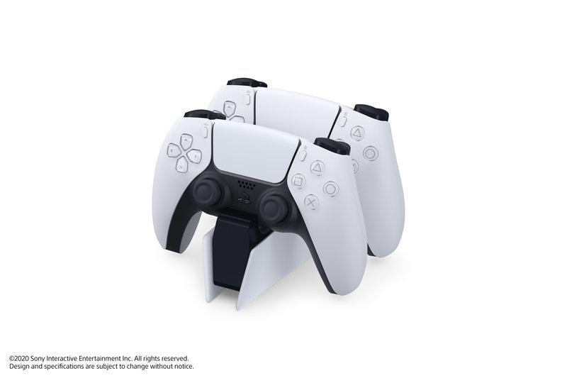 PS5 latausasema kahdelle ohjaimelle