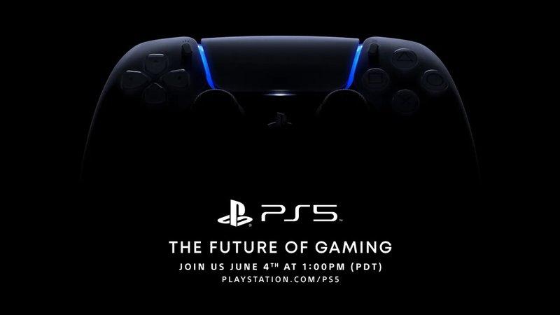 Playstation 5 Future of gaming tilaisuus 4. kesäkuuta