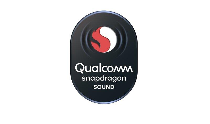 Snapdragon Sound -teknologian logo