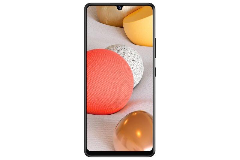 Galaxy A42 5G:n näyttö