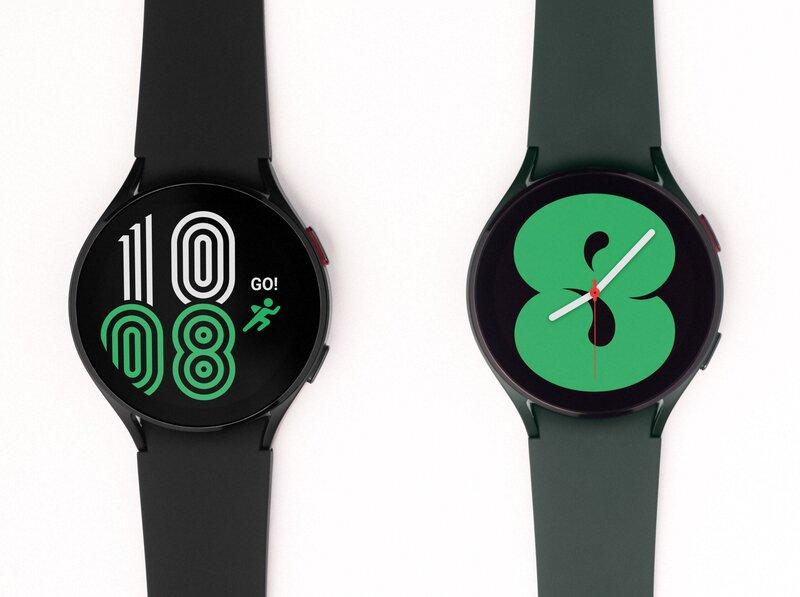 watch4 älykello ja kaksi erilaista kellotaulua