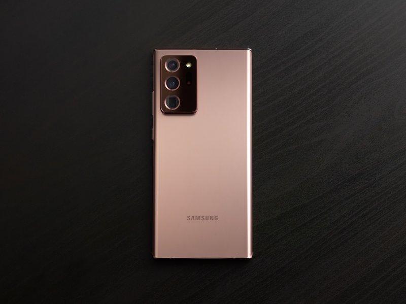 Galaxy Note20 Ultran kamerat
