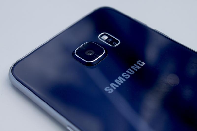 Samsung Galaxy S6 edge+ - kamera