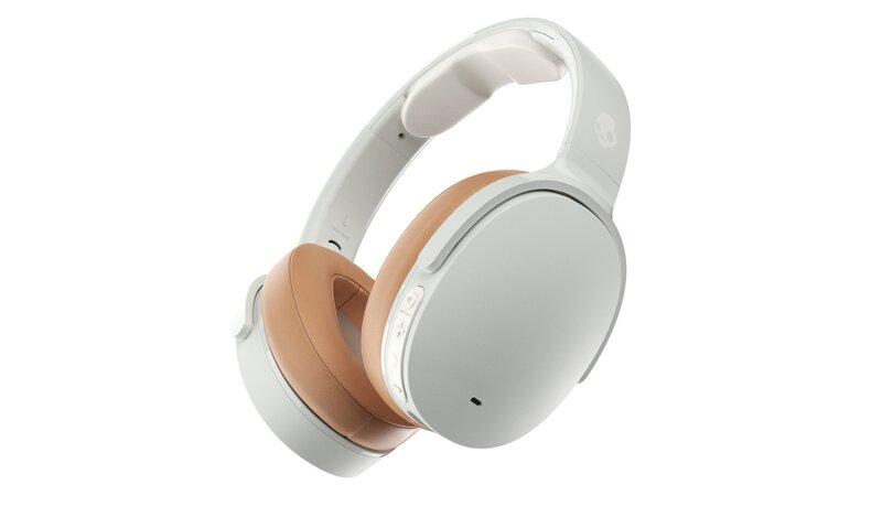Skullcandyn Hesh ANC kuulokkeet valkoissa värissä