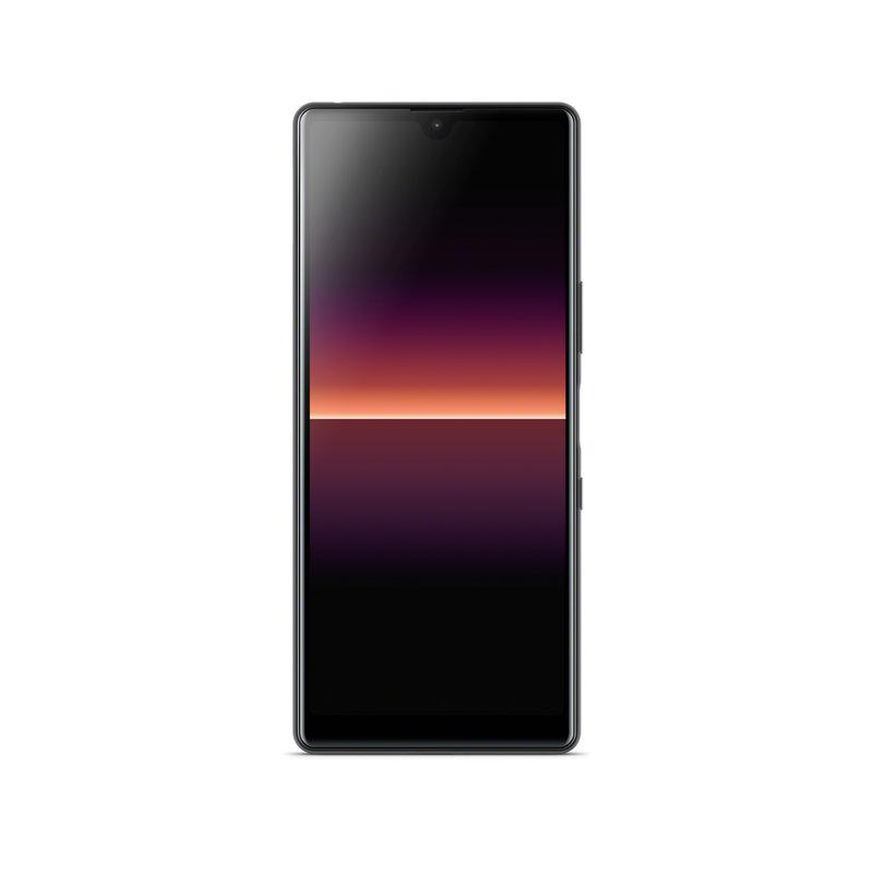 Xperia L4 käyttää 6,2 tuuman 21:9 kuvasuhteen näyttöä