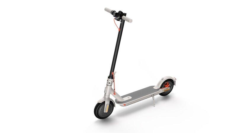 harmaa Mi Electric Scooter 3