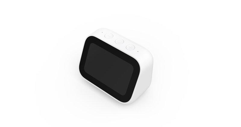Mi Smart Clock pöytäkello valkoisessa värissä