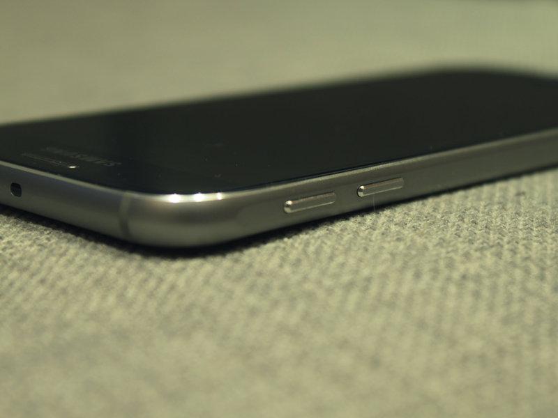 Samsung Galaxy S6 metallikehys