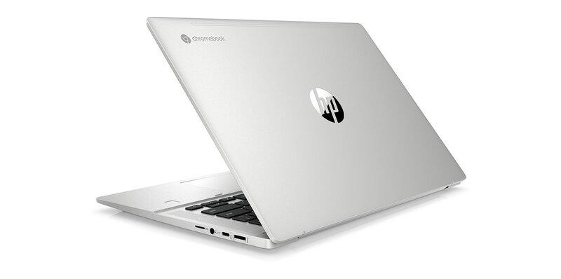 Pro c640 G2 Chromebookin kyljessä on usb-c ja hdmi liitännät