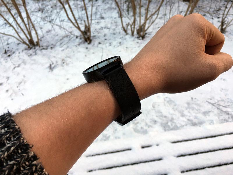 Huawei Watch - ranteessa