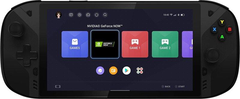Lenovo Legion Playn käyttöjärjestelmänä toimii kustomoitu Android