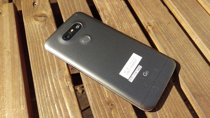 LG G5 - Arvostelu
