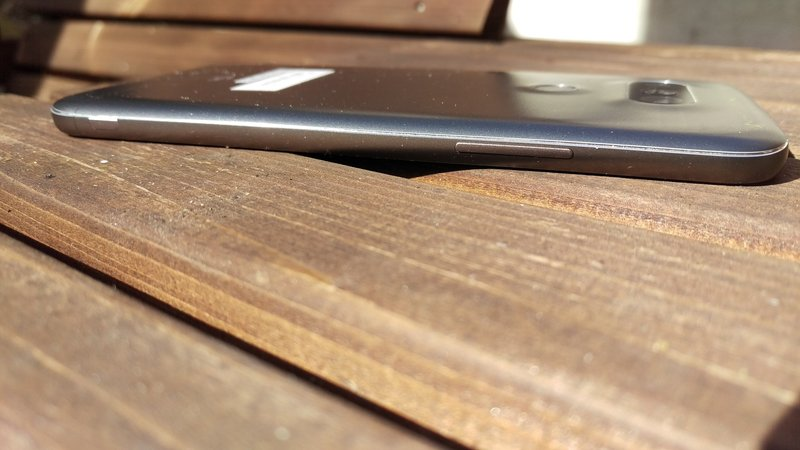 LG G5 - ulkonäkö