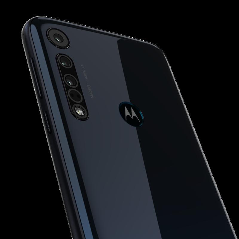 Motorola One Macro on nimensä mukaisesti makrokamera