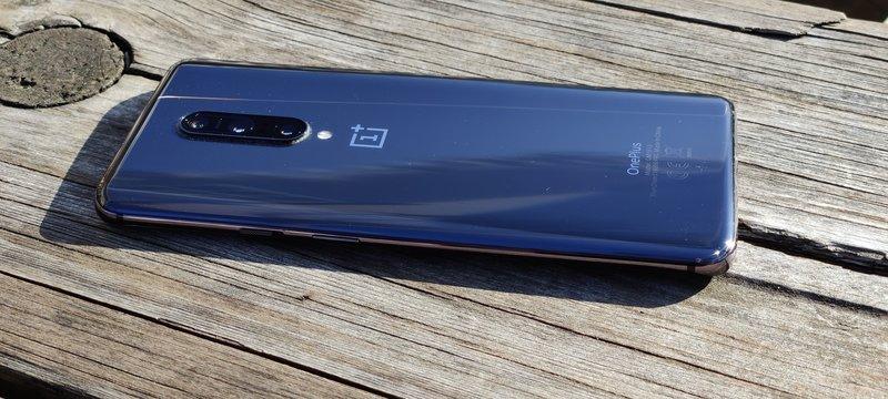 OnePlus 7 Pro takaa