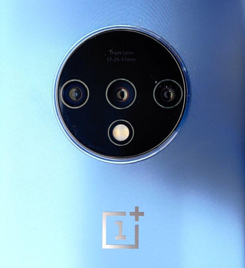OnePlus 7T takakamerat