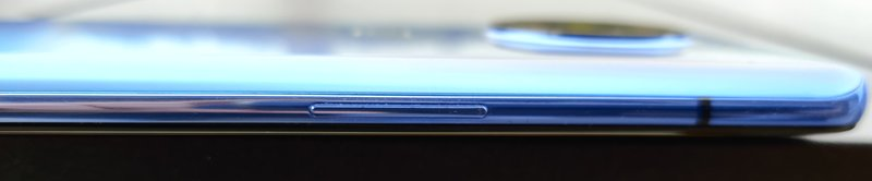OnePlus 7T äänenvoimakkuuden säätönapit