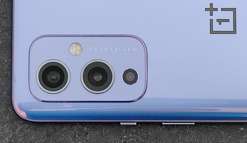 OnePlus 9 takakamerat