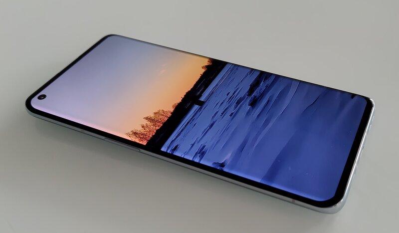 OnePlus 9 Pro display