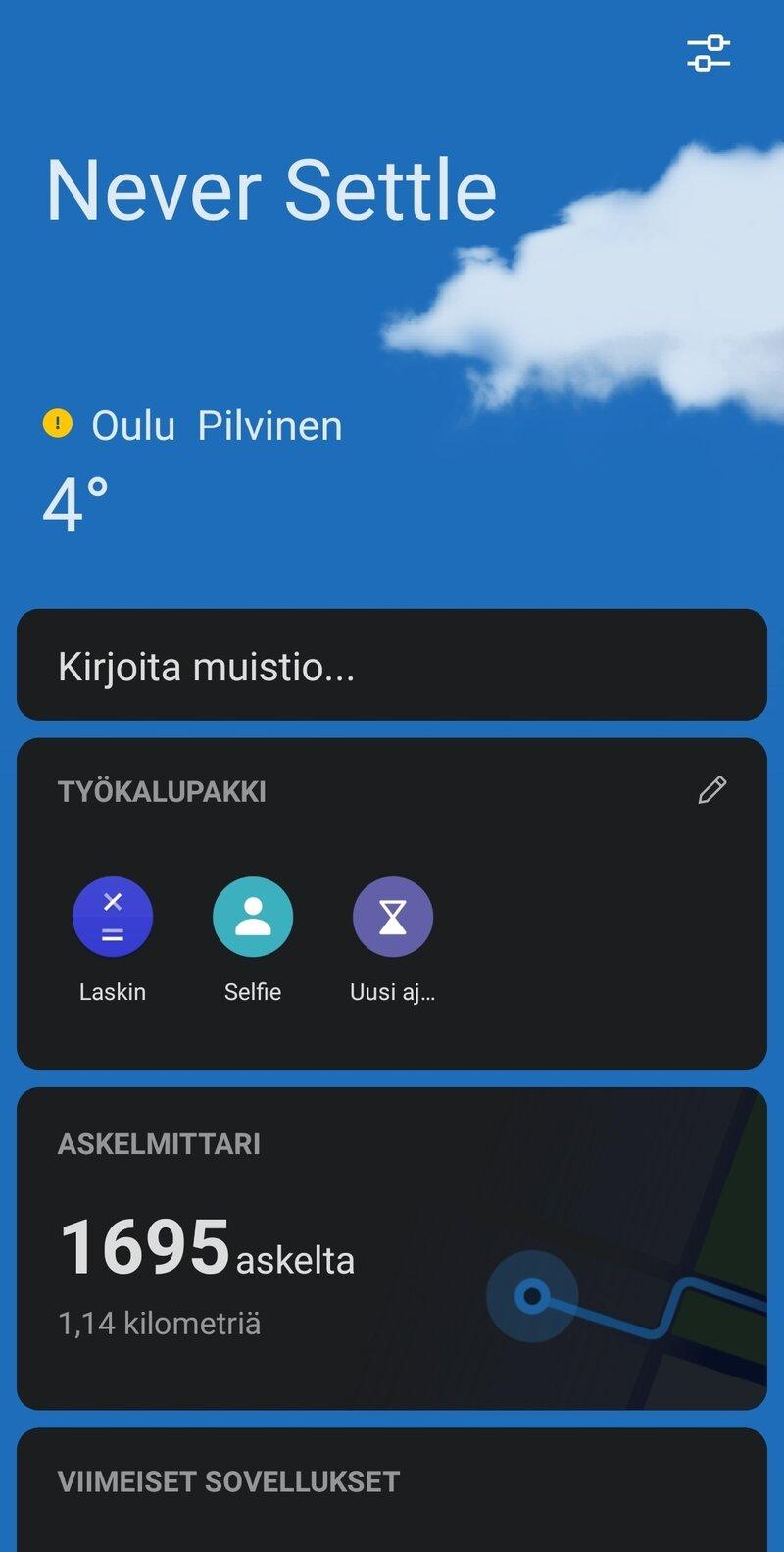 OnePlus 9 Pro Shelf
