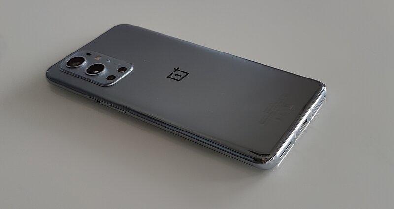 OnePlus 9 Pro back