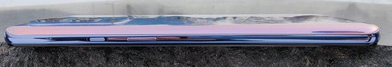 OnePlus 9 sivun painikkeet