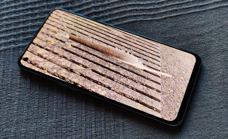 OnePlus Nord 2 näyttö, kuva 1