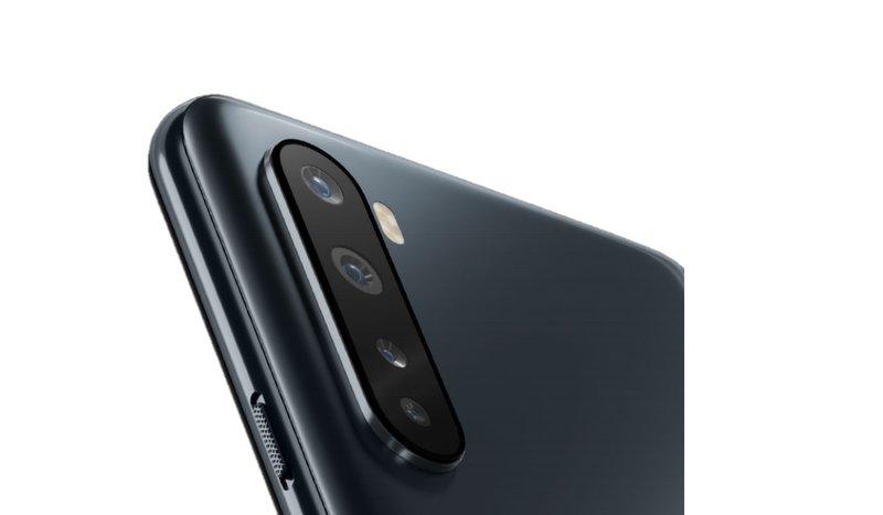 OnePlus Nordin kamerat