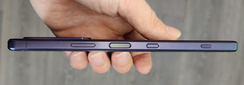 Sony Xperia 1 III nappikylki