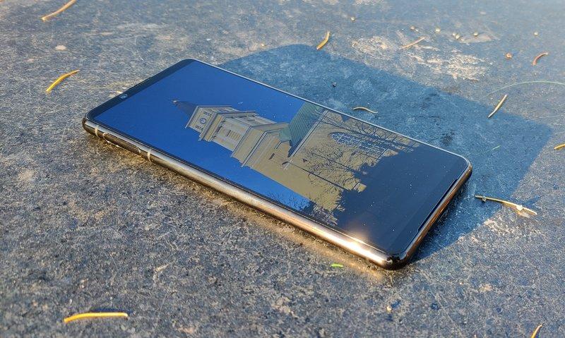 Sony Xperia 5 II ulkonäköä